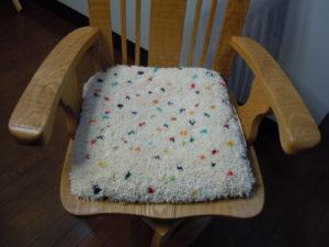 うちの椅子
